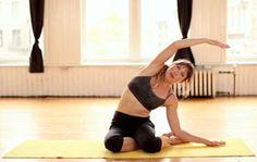 Pilates : étirement du corps et mobilité de la colonne - Châtelaine