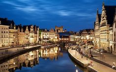 Lindsey McWhinnie offers an essential cultural guide to the historic Flanders port, where beer and bicycles reign.