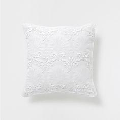 EMBROIDERED CUSHION - Cushions - Bedroom | Zara Home United Kingdom