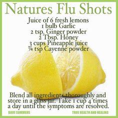 Natures Flu Shot