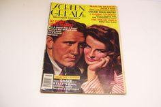 Screen Secrets #3 Hollywood Nostalgia 1990 Collectors Edition Tracey Hepburn  #ScreenGreats