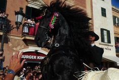 Fiestas de San Juan. Ciutadella de Menorca. Islas Baleares. España