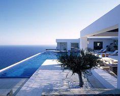 Casa de verano en Antiparos – Summe house in Antiparos - Paperblog