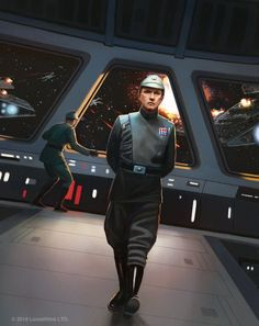 Imperial Command by JeffLeeJohnson on DeviantArt