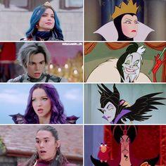 Descendants Songs, Descendants Characters, Disney Channel Descendants, Funny Disney Jokes, Disney Memes, Disney And Dreamworks, Disney Pixar, Decendants, Sofia Carson