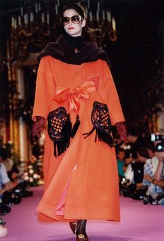 1989Christian Lacroix Haute Couture Fall-Winter