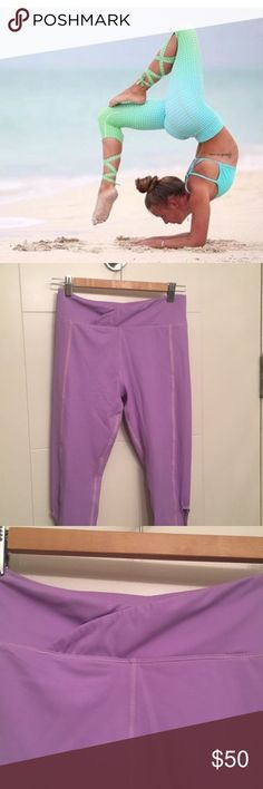 Brand new Flexi Lexi dancer yoga leggings Brand new Flexi Lexi dancer yoga leggings. Purple, size S/M. Never worn lululemon athletica Pants Leggings