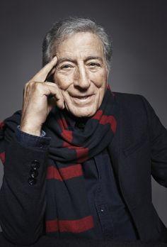 Tony Bennett is an American singer of traditional pop standards, big band, show tunes and jazz who has continued recording music today at 90 years old.