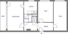 Floor Plans, Architecture, Arquitetura, Architecture Design, Floor Plan Drawing, House Floor Plans
