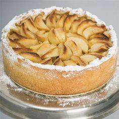 Holtkamps appeltaart, uit het kookboek 'Appeltaart' van Jasmin Schults & Anaïsa Bruchner. Kijk voor de bereidingswijze op okokorecepten.nl.