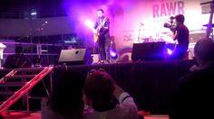 Ray Cheong live at 1MontKiara,RAWR 2014 - Iris