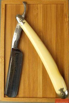 Le Resistant No760 Rasiermesser straight razor coup choux   | eBay