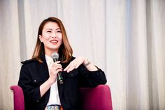 Style Summit X What She Said The Future of Fashion Panel Elisa Yip