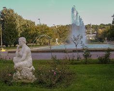 parque grande - zaragoza - españa