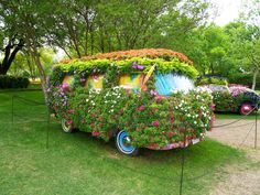 Here is the van another view-----------pinned by Annacabella