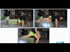 Hip Extension and Mobility for Runners: Prevents IT Band Pain ~ Runner training for life