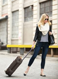 BrooklynBlonde Travel Style