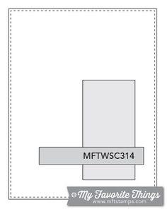 three umbrellas: MFT Wednesday Sketch Challenge #314