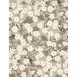 Liberty Mitsi gris clair 50x137 cm