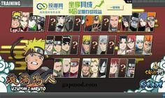 Update Naruto Senki Fixed 1 Apk - Gapmod Naruto Uzumaki Shippuden, Boruto, Ultimate Naruto, Audio Songs Free Download, Naruto Games, Offline Games, Free Android Games, Android Apk, Anime Naruto