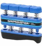 Gripmaster Hand Exerciser Red, Medium Tension (7-Pounds per Finger)  List Price: $7.95 Discount: $0.00 Sale Price: $7.95