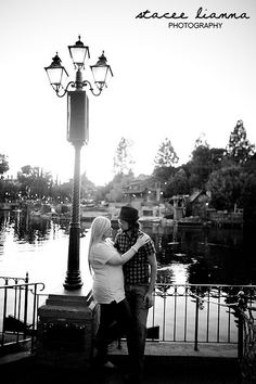 Another disneyland engagement pic! So fun!