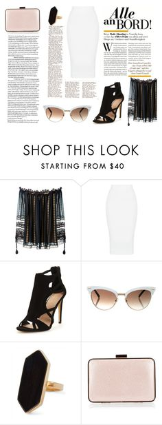 """Untitled #10"" by alexandramaticiuc-1 on Polyvore featuring Chloé, Gucci, Jaeger and Coccinelle"