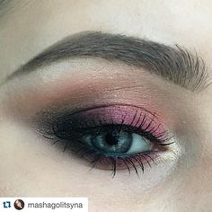Роскошный макияж глаз от @mashagolitsyna с использованием косметики #Cailyn  #Repost @mashagolitsyna ・・・ Макияж бай ми) в основе тинт металлик от @cailynrussia в оттенке 08 kassiopea) приобрести можно в @beautydrugs_ru ✌