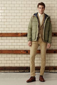2c1ec0d72fe Gant Rugger Fall/Winter 2013 Lookbook Ivy Style, Cool Style, Classic Style,