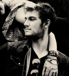 Alex Pettyfer. I wish... more than any other little girl wish... to meet him one day