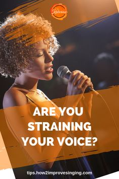 Strained Voice: How to Know If You Are Straining Vocal Cords? Singing Lessons, Singing Tips, Vocal Exercises, Singing Exercises, Piece Of Music, Feel Tired, Your Voice, How To Know, Improve Yourself