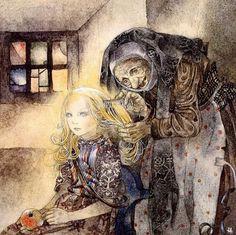 Сказка приходит к нам в дом... Sulamith Wülfing . Обсуждение на LiveInternet - Российский Сервис Онлайн-Дневников