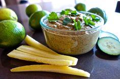 Chili-Lime Jalepeno Bean Dip