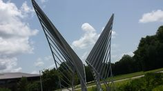 Icarus's Wings by Noah Z Brock at Innovation Park
