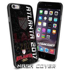 Soccer Atlanta 2017 logo #2, Cool iPhone 6 Smartphone Case Cover Collector iphone TPU Rubber Case Black [By NasaCover] NasaCover http://www.amazon.com/dp/B01203US06/ref=cm_sw_r_pi_dp_SSGWvb0APXX7X