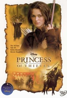 Meet Robin Hood's daughter, played by Keira Knightley, in the Princess of Thieves movie. Own the Princess of Thieves DVD and uncover Gwyn's thrilling adventure. Disney Movie Club, Disney Princess Movies, Disney Movies, Keira Christina Knightley, Keira Knightley, Jonathan Hyde, Disney Presents, Audio Latino, Tv Episodes