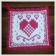 Crochet Potholders, Knit Crochet, Mittens Pattern, My Favorite Part, Clothing Patterns, Pot Holders, Knitting Patterns, Cow, Great Gifts