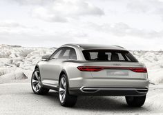 The Audi Allroad Has Never Looked As Sexy As This 734 HP Concept