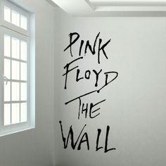 PINK FLOYD WALL MURAL