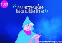miracles :)