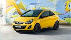 Opel - 2010 - The Opel Corsa, 2010.