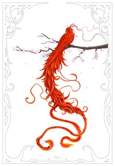 Phoenix Poster by *amorphisss on deviantART