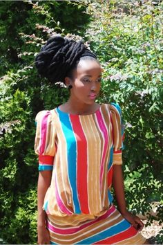 thick and beautiful locs