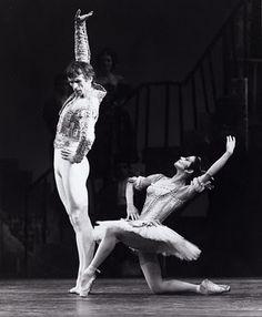 Rudolf Noureev & Margot Fonteyn, the best duet ever.