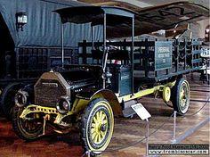 Federal Truck, véhicule utilitaire de 1910 La Federal Truck, ce camion de collection utilitaire fut construite en 1910 carrosserie camion à ridelles.