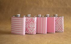 cute for bridesmaids gifts. Love!!!