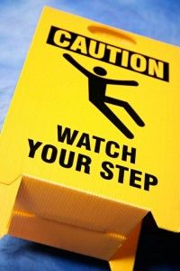 Slip and trip as a result of a rough walkway or a slippery surface can cause…