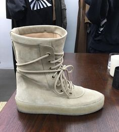 Yeezy Season 2 Boot (Made In Italy)expected to drop at the end of this month, who's copping? http://www.aiobot.com/?ap_id=lindasneakers