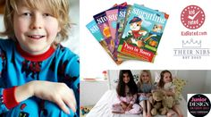 Win designer kids' pyjamas & get a huge discount on Storytime from Kidrated! http://kidrated.com/shopping/london-shop/their-nibs-london-vintage-childrens-clothing/