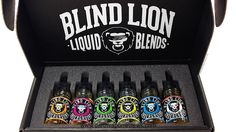 Blind Lion Liquid Blends: Full E-Liquid Line Review. http://darthvaporreviews.blogspot.com/2016/01/blind-lion-liquid-blends-full-e-liquid.html